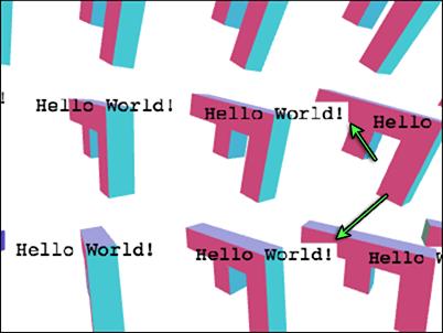 WebGL Text - Textures